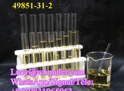 China Raw Material 2-Bromo-1-phenyl-1-pentanone CAS 49851-31-2 Pale yellow liquid